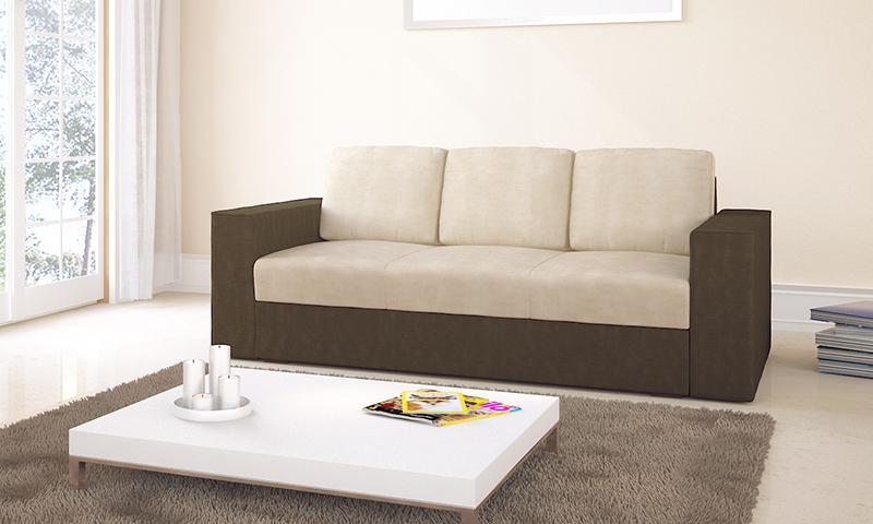 LMS kihúzható 3 személyes kanapé