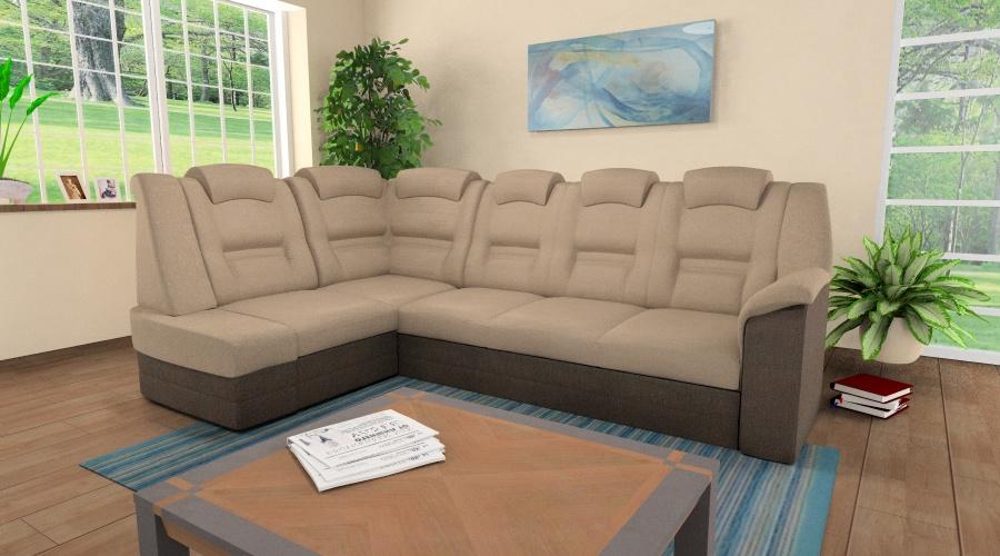 Végtelen Kényelem Elegant kanapé