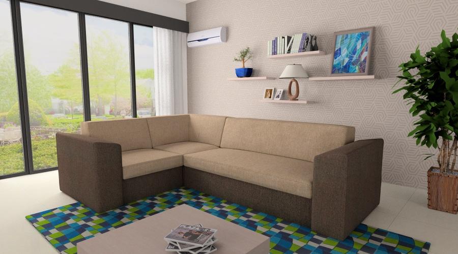Végtelen Kényelem Genovese kanapé