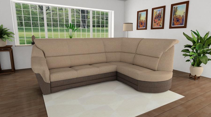 Végtelen Kényelem Komfort kanapé