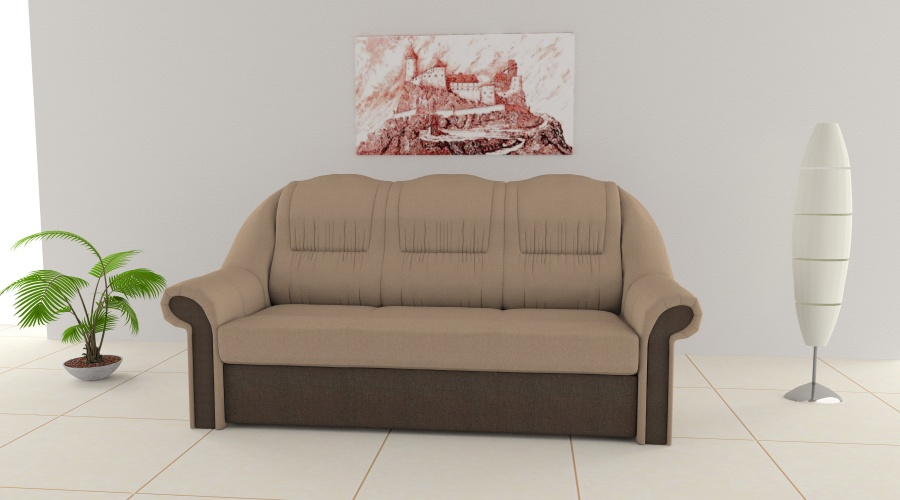 Végtelen Kényelem Praktik kanapé