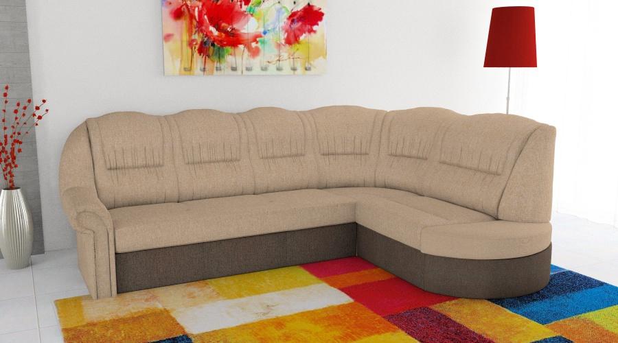 Végtelen Kényelem Praktik L alalkú kanapé