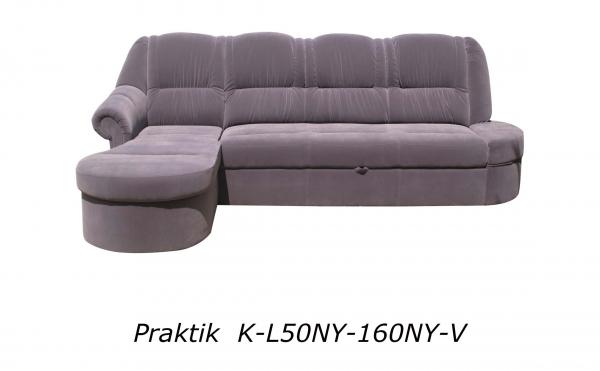 U alakú ülőgarnitúra kinyithatós résszel