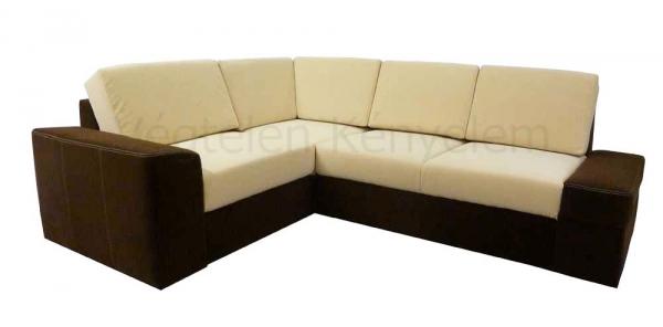 Vendégek számára nyitható Mozaik kanapé