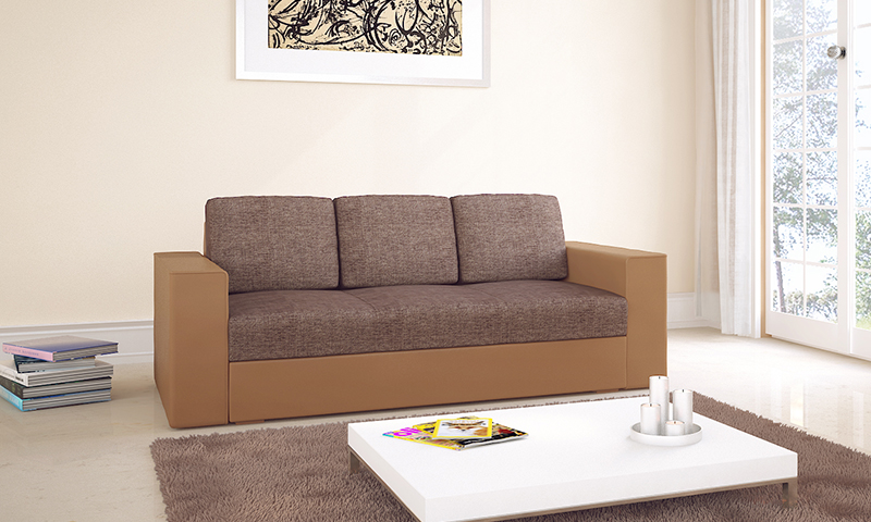 Földszínekben is kérhető kanapé