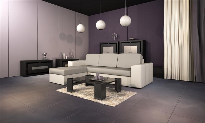 Tartós kanapé modern designban