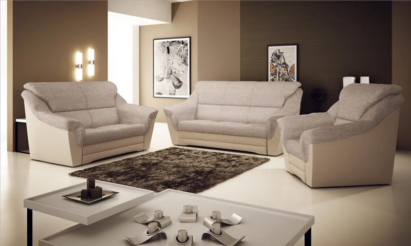 2 és 3 személyes Komfort ülőgarnitúra