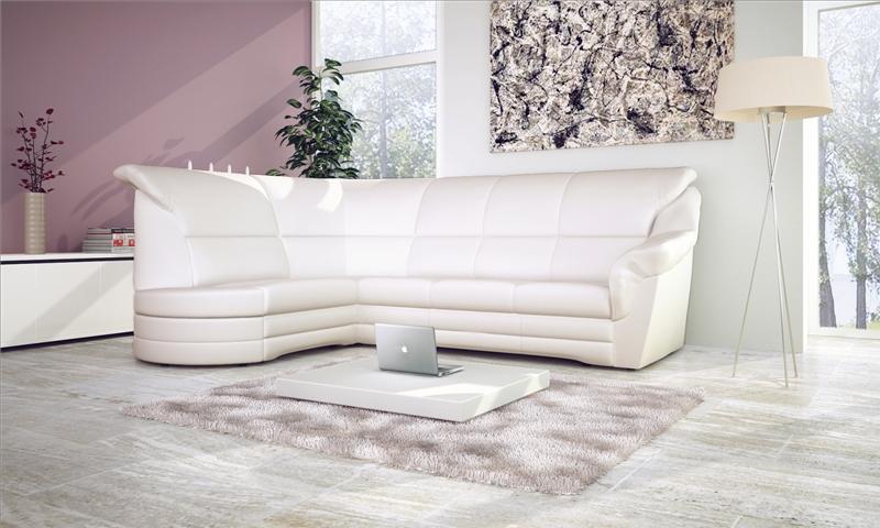 Magastámlás L alakú kanapé