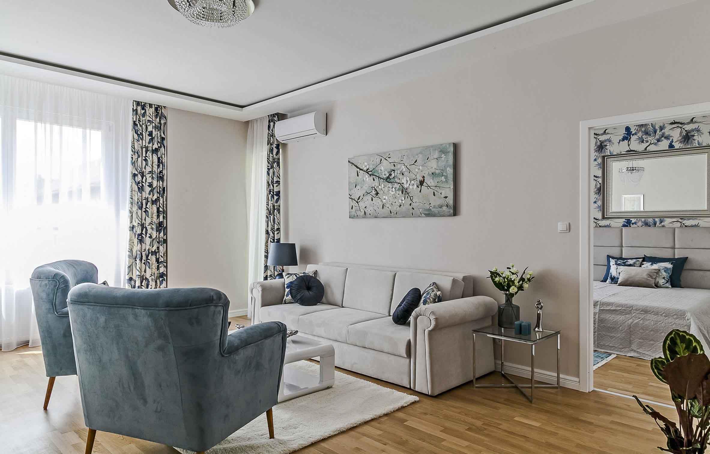 Kinyitható kanapi a praktikusabb nappalihoz