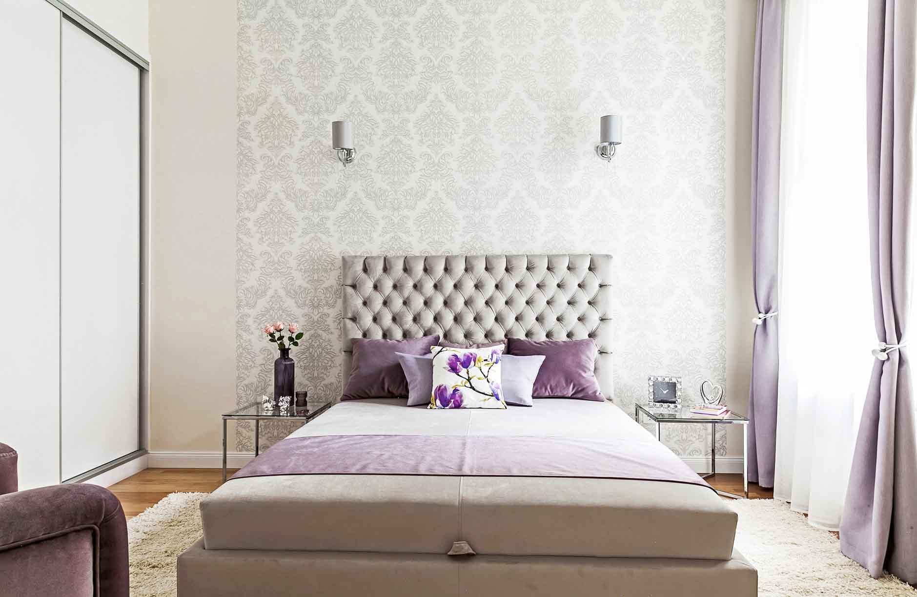 Ágyneműtartós kárpitozott ágy