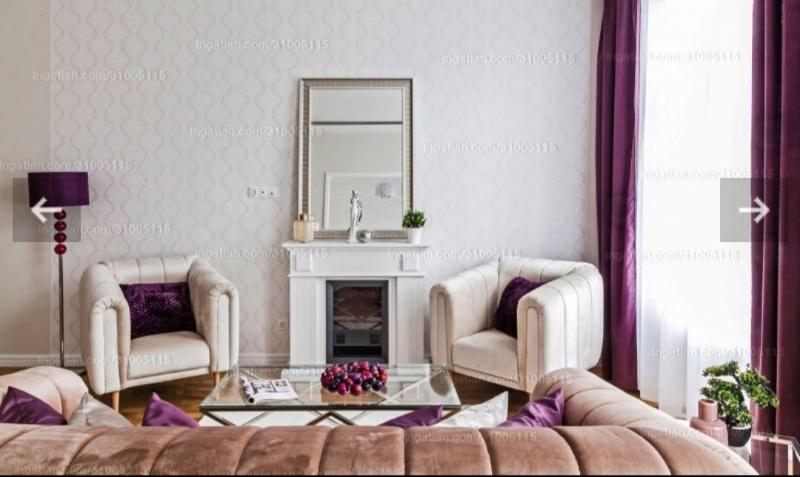 Egyedi tervezésű kihúzható kanapé fotelekkel