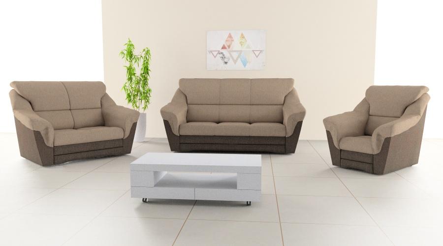 Komfort 3-2-1 ülőgarnitúra