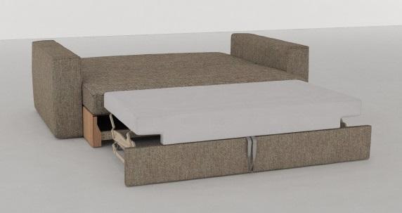 LMS hosszan ágyazható kanapéágy