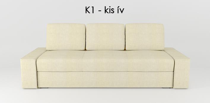 lms kanapé K1 ív